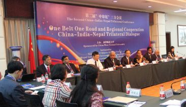 2nd China-India-Nepal Trilateral Cooperation